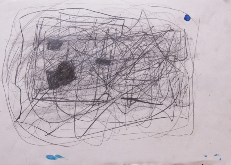 Drawing by Emily, St Saviours