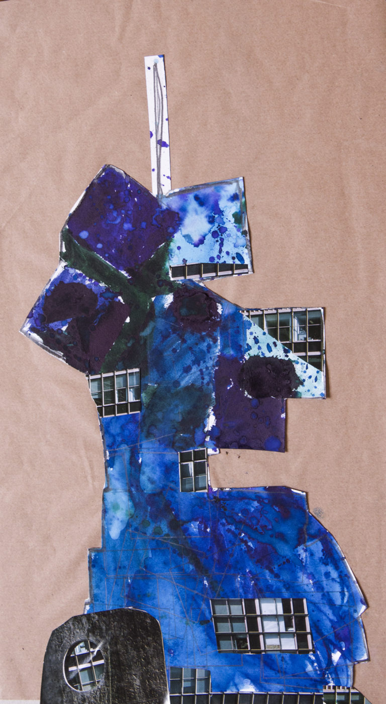 Painting and Collage, St Saviours