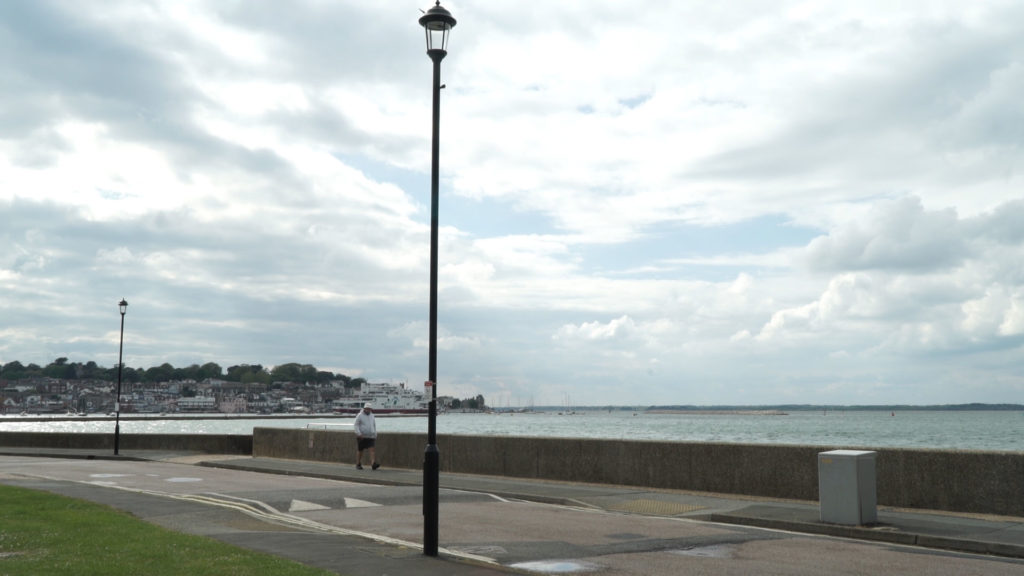 Red Funnel Ferry coming into East Cowes