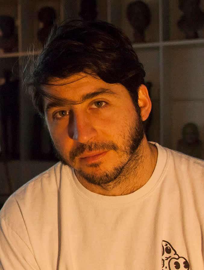 Dmitri Galtizine Portrait