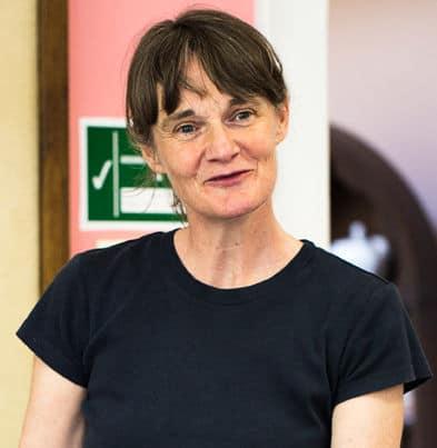 Julie myers portrait